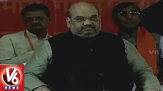Amit Shah Asks Party Workers in Maharashtra to Prepare to Go Alone in 2019
