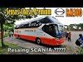 Naik BUS PREMIUM HINO RM380 | Lebih Nyaman dari SCANIA ???