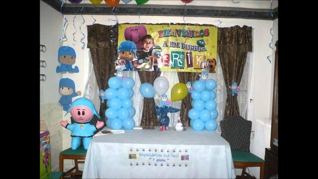 Lona estampada para decorar tus fiestas youtube - Para decorar fiestas ...