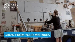 Growth Mindset: Mistakes help you grow