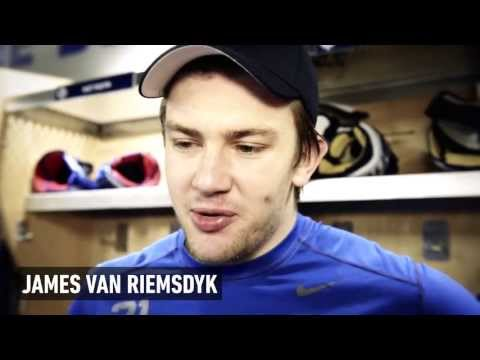 Toronto Maple Leafs Reflect On Their Playoff Memories As Kids