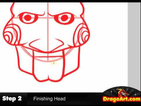 How to Draw Jigsaw. Jigsaw. Saw. Step by Step