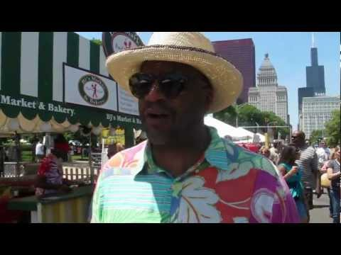 Travel Thoughts: Blues Festival Chicago