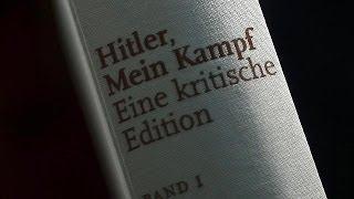Mein Kampf returns: read-between-the-lines version