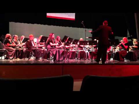Lincoln Park Academy Wind Symphony (Second Number)
