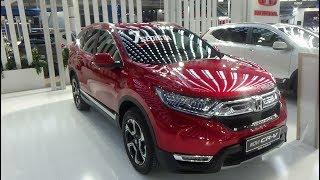 2019 Honda CR-V 1.5 CVT Lifestyle - Exterior and Interior - Belgrade Motor Show 2019