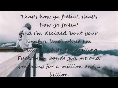 Future - Drunk In Love Lyrics 2014