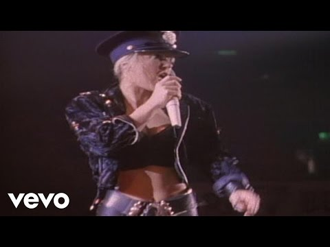 Lita Ford - Can't Catch Me Music Videos