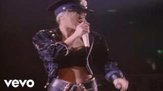 Watch Lita Ford Cant Catch Me video