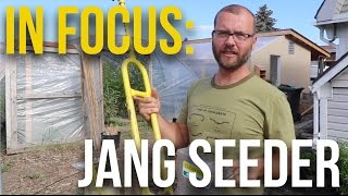 IN FOCUS - Jang Seeder
