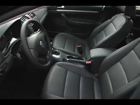 2009 VW Jetta TDI Sportwagen Review Video