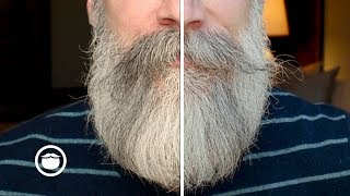 Secrets to Styling an Epic Mustache | Greg Berzinsky