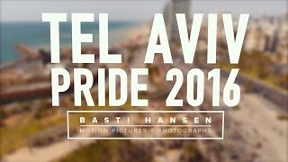 TEL AVIV GAY PRIDE 2016 - Official Aftermovie (HD)
