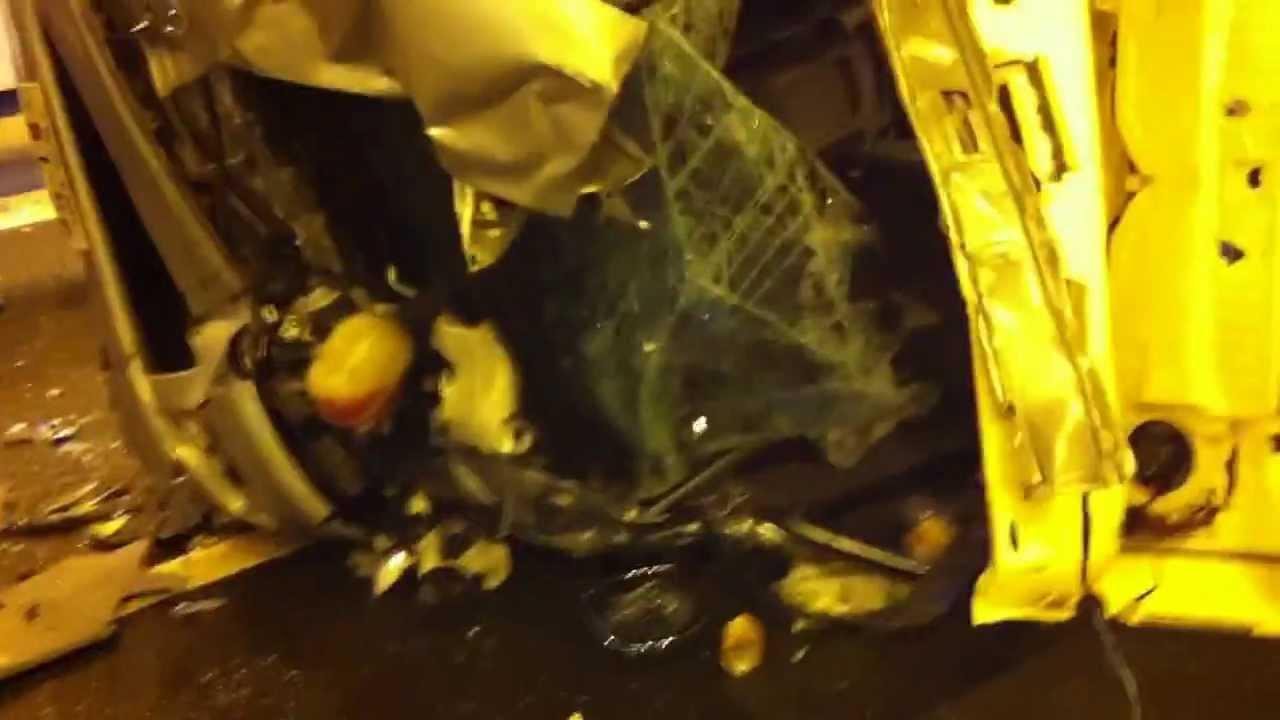 阪神高速湾岸線で4台の玉突き事故、11人死傷(毎日 …