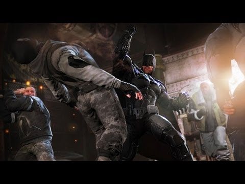 IGN Rewind Theater - Watch Batman Impale a Dude with a Flashlight