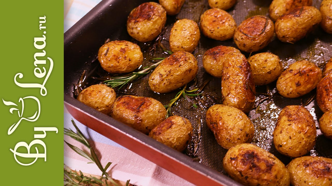 Как нужно сделать картошку в духовке 87