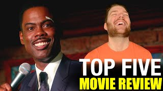 Top Five - Movie Review