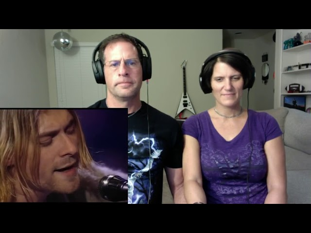 Nirvana All Apologies LIVE unplugged Kel-n-Rich39s First Reaction