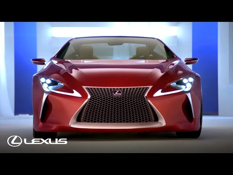Corvette Stingray Concept Interior on An Inside Look At The Lf Lc New Lexus Concept Car