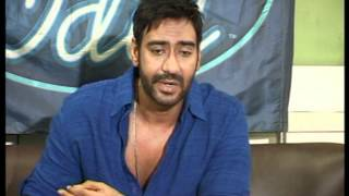 Bindaas Bollywood - Ajay Devgan Promotes Bol Bachchan On Indian Idol - Latest Movie Promotion