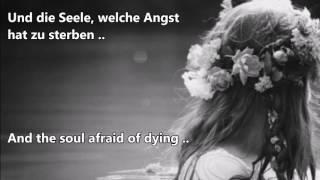 »German ‖ English Lyrics → Westlife - The Rose«