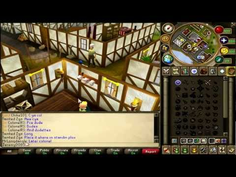 Runescape Quest Guide • Family Crest • HD