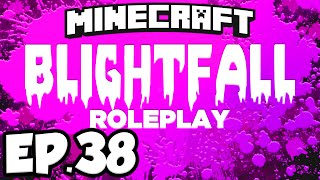 Blightfall: Minecraft Modded Adventure Ep.38 - REVISITING THE FLOATING CITY!!! (Modded Roleplay)
