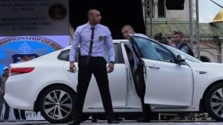 Bodyguard - V I P  Protection, European championship 2016