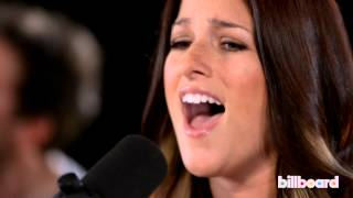 "Cassadee Pope - ""Wasting All These Tears"" LIVE Billboard Studio Session"