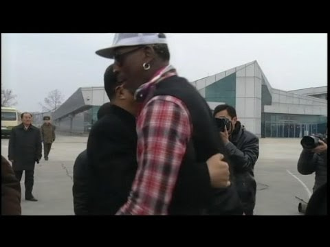 Dennis Rodman's Latest Trip to North Korea Elicits Strong Criticism
