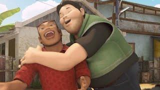 ADIT & SOPO JARWO - Hebatnya Persahabatan (Original Theme Song)