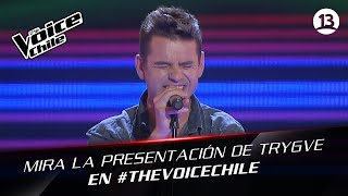 The Voice Chile | Trygve Nystoyl - Unchain my heart