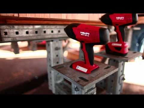 REVIEW of Hilti at World of Concrete 2011