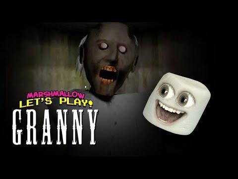 MARSHMALLOW LOVES GRANNY! [ft. Pear]