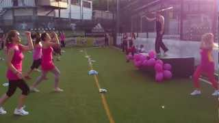 "Zumba with Krisi ""Pink Party- Drago - Shots"""