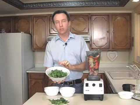Cooking Video, Kaiser Permanente: Blended Salads
