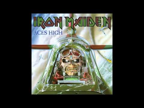 Iron Maiden - Aces High / King Of Twilight