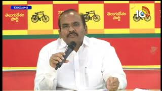 TDP Minister Prathipati Pulla Rao Comments On YCP and BJP Party | Vijayawada
