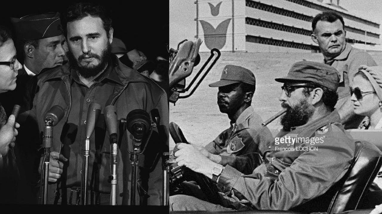 Ethiopia: Fidel Castro and Ethiopia - DireTube Documentary