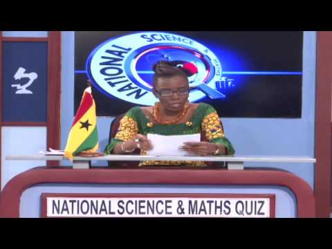 NSMQ 2015 Semi-final Contest Achimota School vs Prempeh College vs Accra Academy