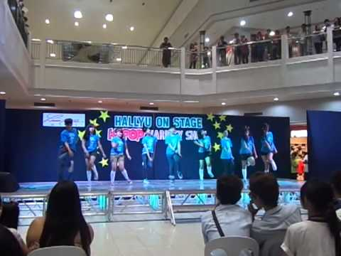 Oh by Super Generation@K-pop Variety Show