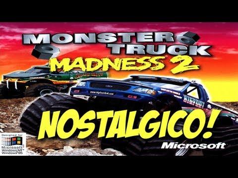 Relembrando: Monster Truck Madness 2