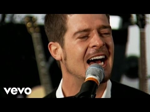 Robin Thicke - 2 The Sky