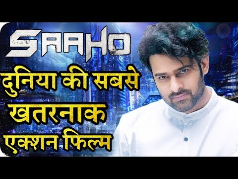 Saaho || World Most Dangerous Action Movie || Prabhas || Shraddha Kapoor