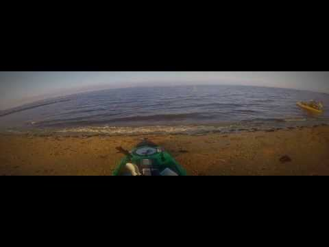 Jackson Cuda Kayak Fishing Sandy Hook New Jersey