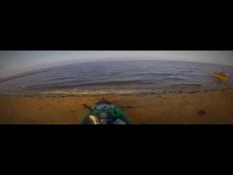 Jackson Cuda Kayak Fishing Sandy Hook New Jersey