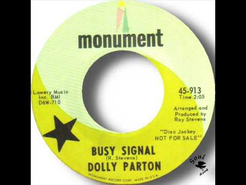 Dolly Parton - Busy Signal