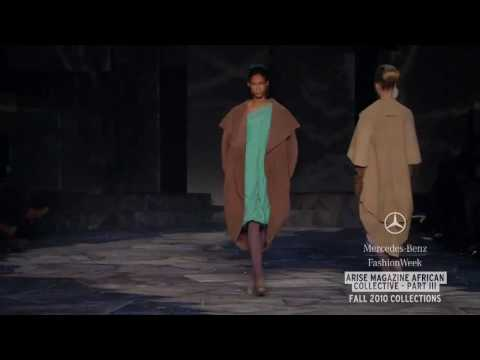 Arise Magazine African Collective F/W 2010 - youtube