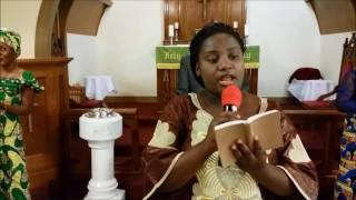 """Nguvu ya Jina la Yesus"" by Ps. Lupande at Come to Jesus Ministries, Denver, Co"