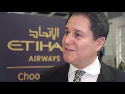 Peter Baumgartner, senior strategic advisor, Etihad Aviation Group